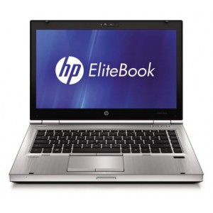 "Laptop HP ELITEBOOK 8460P 14.1"" LED Intel Core I7-2620M 2.70GHz, 4GB DDR3, 500GB HDD, DVDRW, WIFI, WEB, USB 3.0"