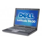 "Laptop DELL LATITUDE D630 14"", C2D T7500 2.3GHz, 2GB DDR2, 60GB HDD, DVDRW, WiFi"