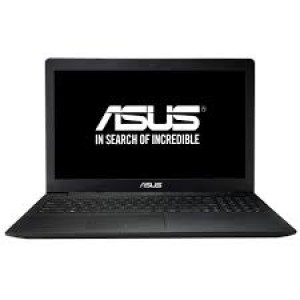 "Laptop ASUS  15.6"" LED, Intel Dual Core Cel N2840 pana la 2.58GHz, 4GB DDR3, 320GB, DVDRW, USB 3.0, HDMI, Web, WiFi"