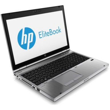 Laptop HP EliteBook 8570P, Intel Core i7-3520M pana la 3.6GHz, 8GB DDR3, SSD 256GB, Radeon HD7570M 1GB GDDR5, DVDRW, USB 3.0, Web Cam, WiFi, Display Port, LED 15.6""