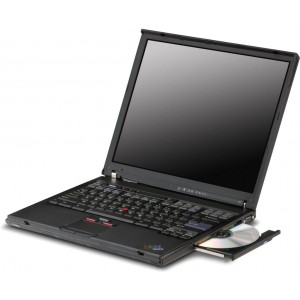 Laptop LENOVO IBM THINKPAD T60, Intel Core 2 Duo T2500 2.0GHz, 3GB DDR2, 120GB HDD, COMBO, WiFi