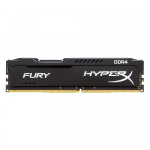 Memorie 16GB DDR4 2400 MHz, CL15, 1.2V, Kingston HyperX Fury Black