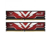 Memorie 64GB (2x32GB) DDR4 3000 MHz, CL16, 1.35V, TeamGroup T-Force Zeus