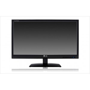 Monitor 24 LG LED E2411, 5MS, WIDE, VGA, DVI,  BLACK