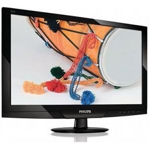 Monitor 22 LCD FUJITSU P22W-5, 1680 x 1050, HDMI, DVI, VGA, BOXE