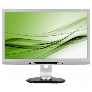 Monitor 22 LED PHILIPS 221BLP, FULL HD, SILVER