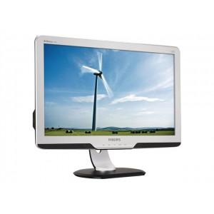 Monitor 23 LED PHILIPS 235PL2, Full HD, 1920x1080, 5MS, VGA, DVI, HUB USB, Boxe incorporate