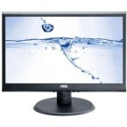"Monitor LED AOC E950SWN 18.5"", Wide, LED, Negru"