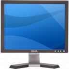 Monitor 17 LCD DELL, SILVER/BLACK