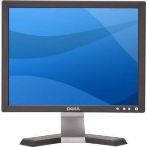Monitor 17 LCD DELL 1708FP, BLACK