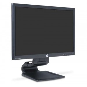 Monitor 24 LED HP L2405X, FULL HD, 1920x1200, VGA, DVI, DISPLAY PORT, HUB USB