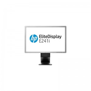"Monitor LED HP E241i EliteDisplay 24"", VGA, DVI, Display Port"