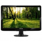 Monitor 19 LCD PHILIPS 192E  WIDE, BLACK GLOSSY