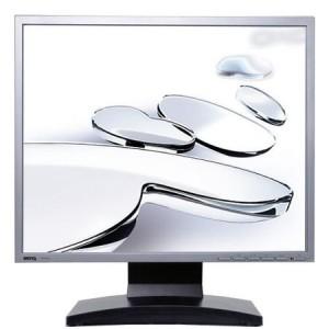 "Monitor LCD Benq FP93G 19"", VGA, DVI, Silver"