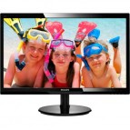 Monitor 24 LCD PHILIPS 246V5LSB, FULL HD 1920x1080, 5MS, VGA, DVI, HDMI