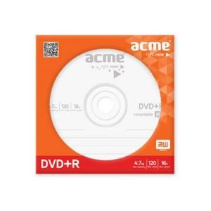 DVD blank, 4.7GB, 16X