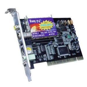 TV Tuner PCI ETVT INFINIMAX PHILIPS, Easy, Telecomanda