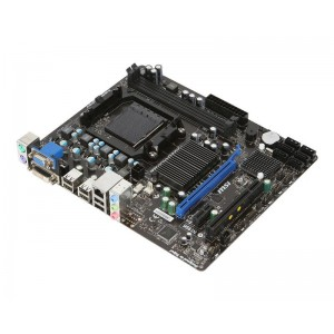 Placa de baza AM3+ MSI 970A-G46, 4*DDR3, SB 7.1