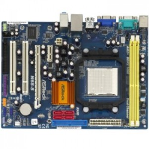 Placa de baza ASUS M2N, SK AM2, 4*DDR2, PCIE, 3*PCI, 4*SATA, IDE, 4*USB, SERIAL, PS2, LAN, SB 5.1