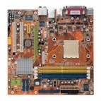 Placa de baza WINFAST MCP61DM2MA-8RS2H, Socket AM2, 4*DDR2, PCIE, 2*PCI, 2*SATA, 1*IDE, 4*USB