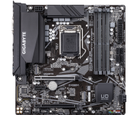Placa de baza GIGABYTE Z490M, 4*DDR4, PCIE 3.0, 6*SATA, HDMI, Display Port, Socket LGA 1200