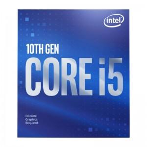Procesor Intel Comet Lake i5-10400F pana la 4.30GHz, 12MB Cache, Socket 1200