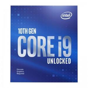 Procesor Intel Comet Lake i9-10900KF pana la 5.30GHz, 20MB Cache, Socket 1200