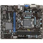 Placa de baza MSI H61M-P25, 2*DDR3, PCIE 2.0, 4*SATA, Socket 1155