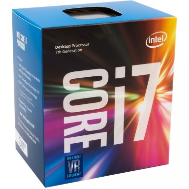 Procesor Intel Kaby Lake i7-7700, 3.60GHz, 8MB Cache, Socket 1151, BOX