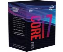 Procesor Intel Kaby Lake i7-8700K pana la 4.70GHz, 12MB Cache, Socket 1151