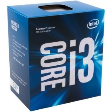 Procesor Intel Coffee Lake i3-7100 3.90GHz, 3MB Cache, Socket 1151