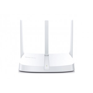 Router wireless Mercusys MW305R, 300 Mbs, 3 x antene 5 dBi