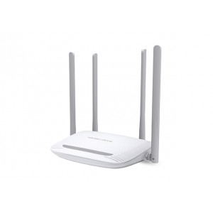 Router wireless Mercusys MW325R, 300 Mbs, 4 x antene 5 dBi