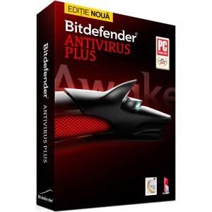 Antivirus Bitdefender Plus (versiunea noua), 1 An - licenta retail