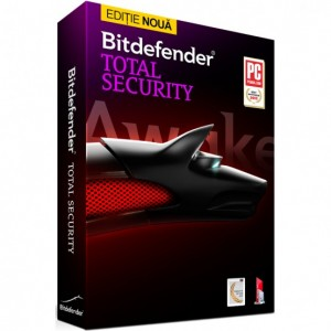 Antivirus Bitdefender Internet Security 2018, 1 An, 3 Utilizatori - licenta retail
