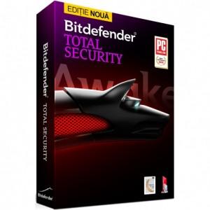 Antivirus Bitdefender Internet Security 2015, 1 An, 3 Utilizatori - licenta retail