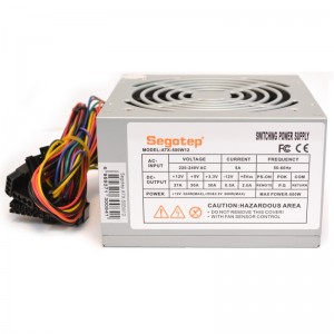 Sursa Segotep ATX-500W12 bulk, 120 mm FAN