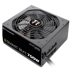 Sursa Thermaltake Smart BM1, Semi Modulara, 80+, 700W, 140 mm FAN