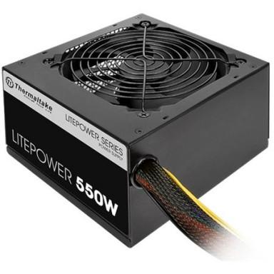Sursa Thermaltake Litepower, 550W, PFC Activ, 120 mm FAN