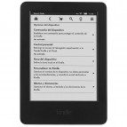 eBook Reader Kindle Glare Free, 4GB, Wi-Fi, black edition