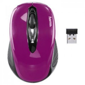 Mouse Wireless HAMA Mov