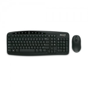 Kit tastatura si mouse Microsoft Desktop 600, Wireless