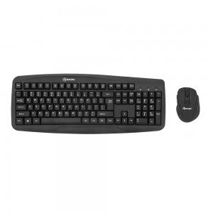 Kit Wireless tastatura + mouse optical Tellur, USB