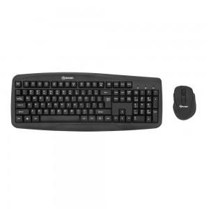 Kit Wireless tastatura + mouse optical Tellur, USB