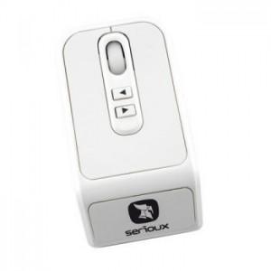 Mouse Serioux G-Laser SKT 40M,  USB