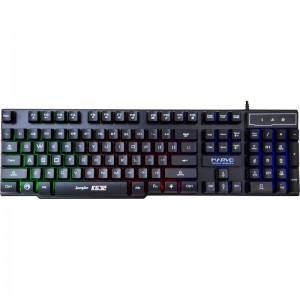 Tastatura Marvo K632, Gaming, Iluminata, USB