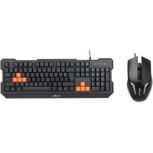 Kit gaming, mouse+tastatura, Somic Xeiyo T502, Negru