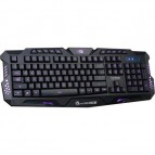 Tastatura Marvo K636, Gaming, Iluminata, USB