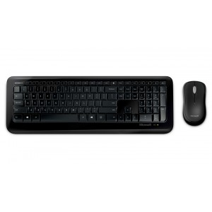 Kit tastatura si mouse Microsoft Desktop 800, Wireless