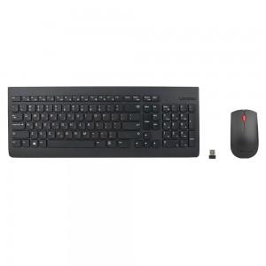 Kit Wireless tastatura + mouse optical Lenovo 510, USB